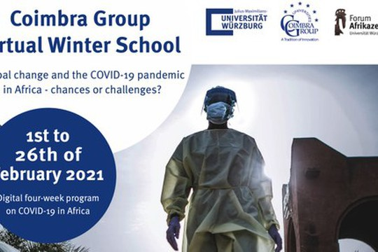 Winter School: Global Change and the COVID-19 Pandemic in Africa – Chances or Challenges?